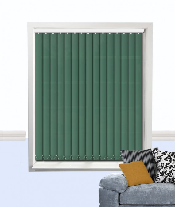 Atlantex Vertical Blind Hunter Green