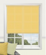 Carnival Buttercup Roller Blind