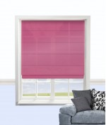 Citadel Roman Blind Hot Pink