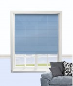 Cypress Roman Blind Nautical