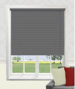 Steel Grey Aluminium Venetian Blind