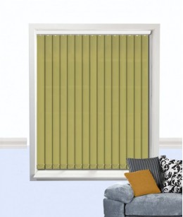 atlantex vertical blind lime