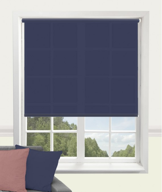 Roller Blind by Carnival in Royal