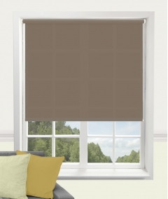 carnival clay roller blind