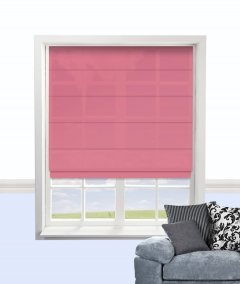 cypress roman blind rose