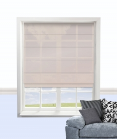 cypress roman blind porcelain