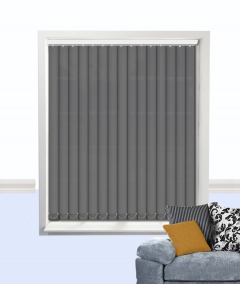 atlantex vertical blind grey